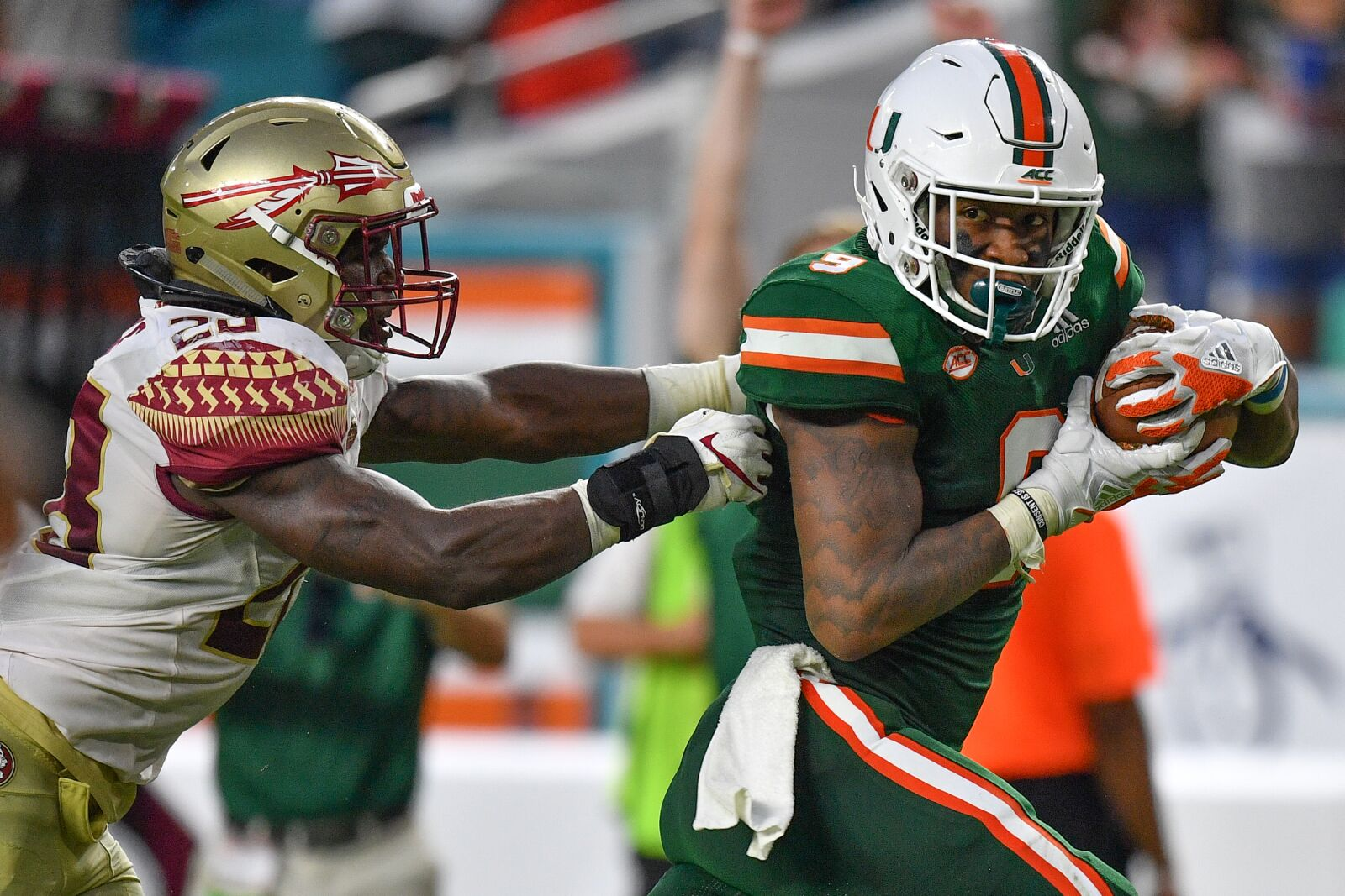 Fsu Football 2018 Miami Loss Hurts Most Of Any In Series History