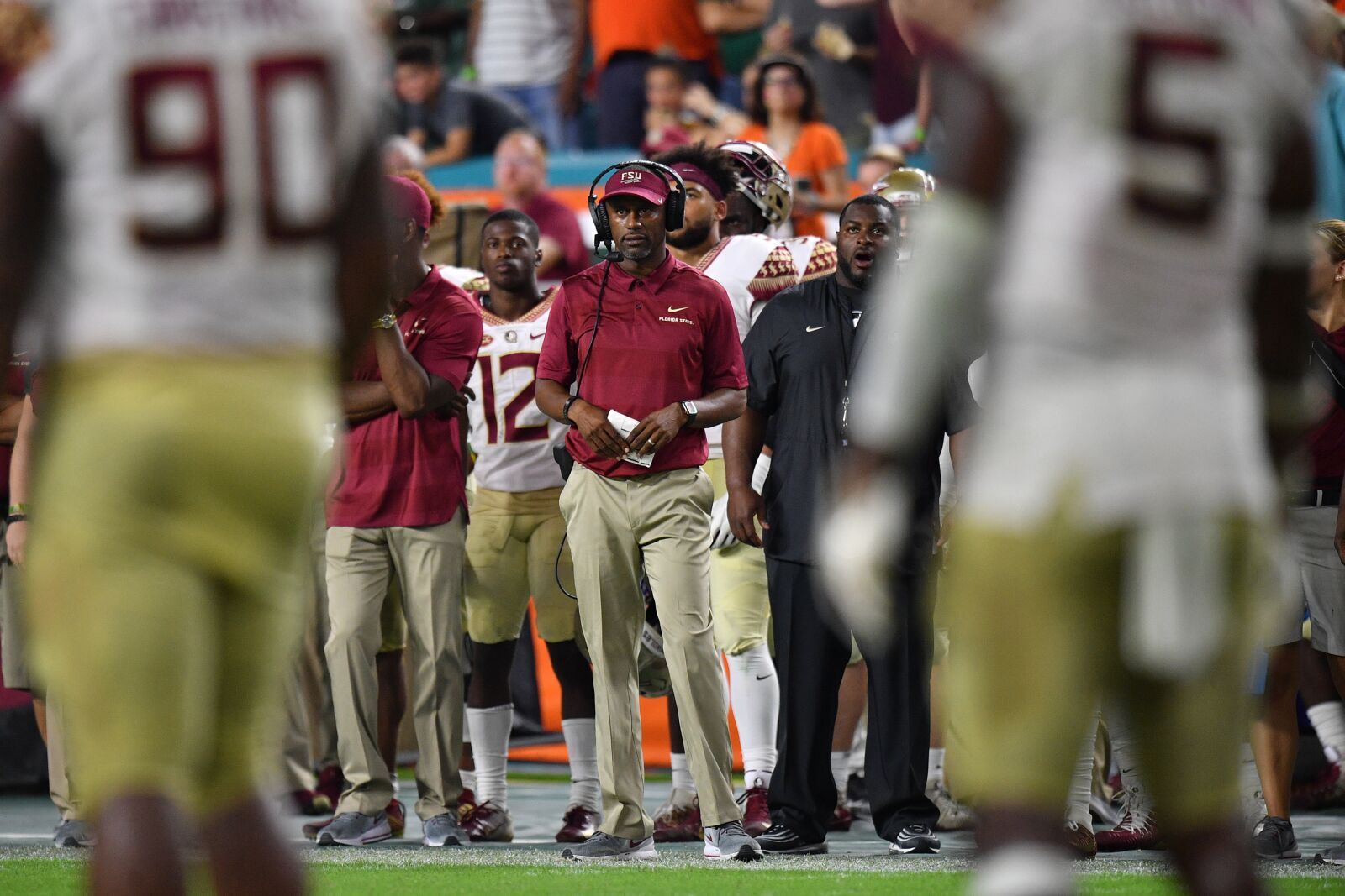 Fsu Football Are Noles In Danger Of Losing Top 2019 Recruit To Rivals