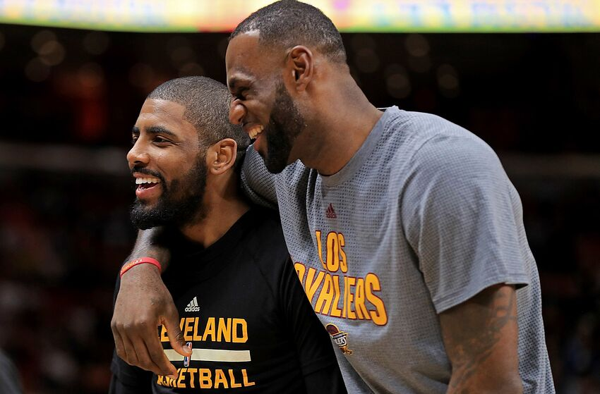 552e845e59f Boston Celtics Rumors: Why Kyrie Irving can't go back to LeBron James