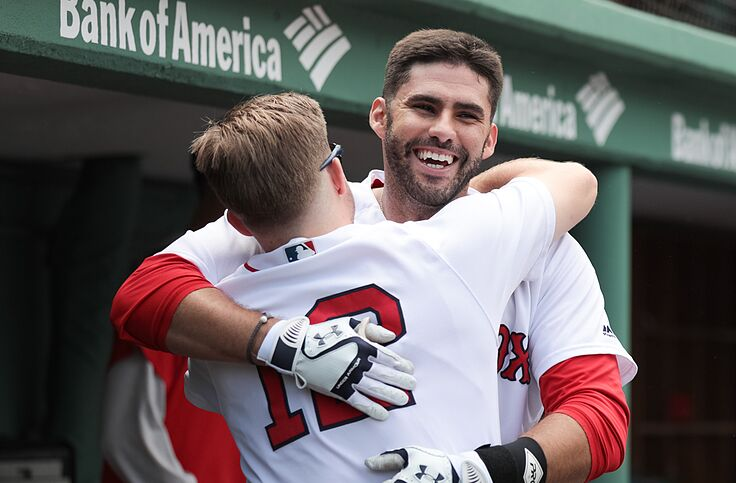 new concept 643bd 8ac7c Boston Red Sox: Absolutely yes to a J.D. Martinez contract ...