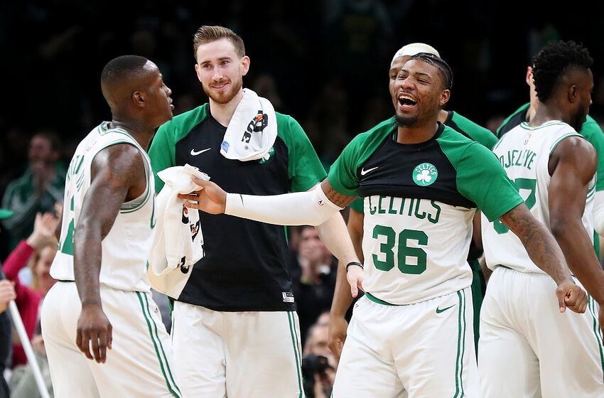 Boston Celtics struggling to let loose all their potential 5f8574df6