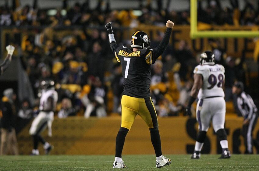 59cfcf9b4ee Pittsburgh Steelers Beat Ravens Behind Ben s Arm