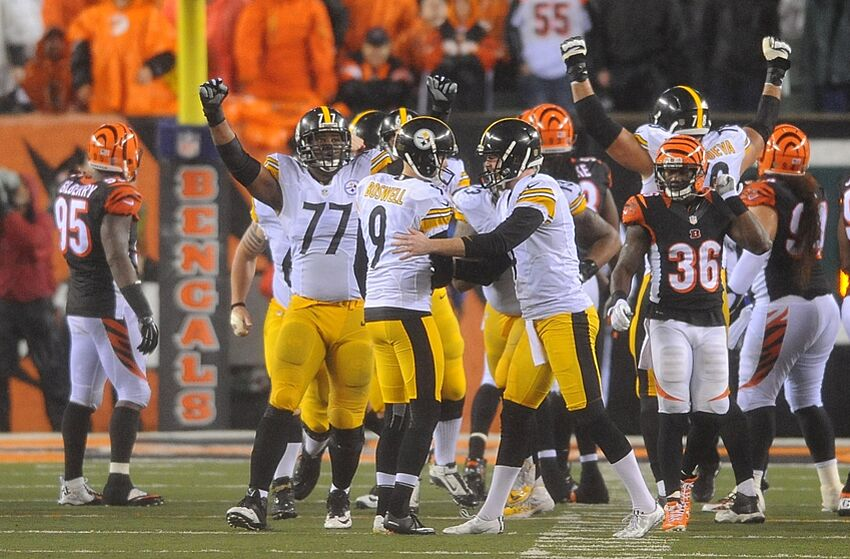 17bb8f7f Steelers Sneak By Bengals 18-16