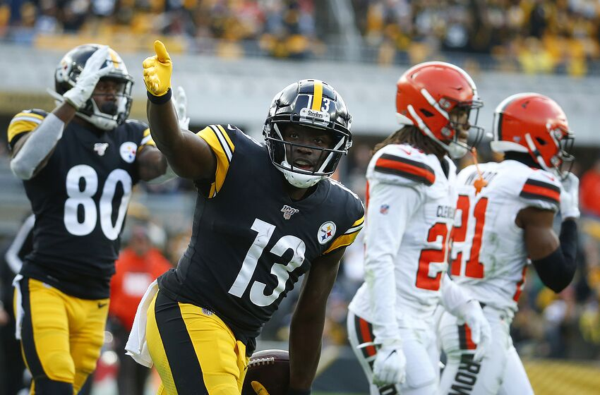 James Washington, Pittsburgh Steelers (Photo by Justin K. Aller/Getty Images)