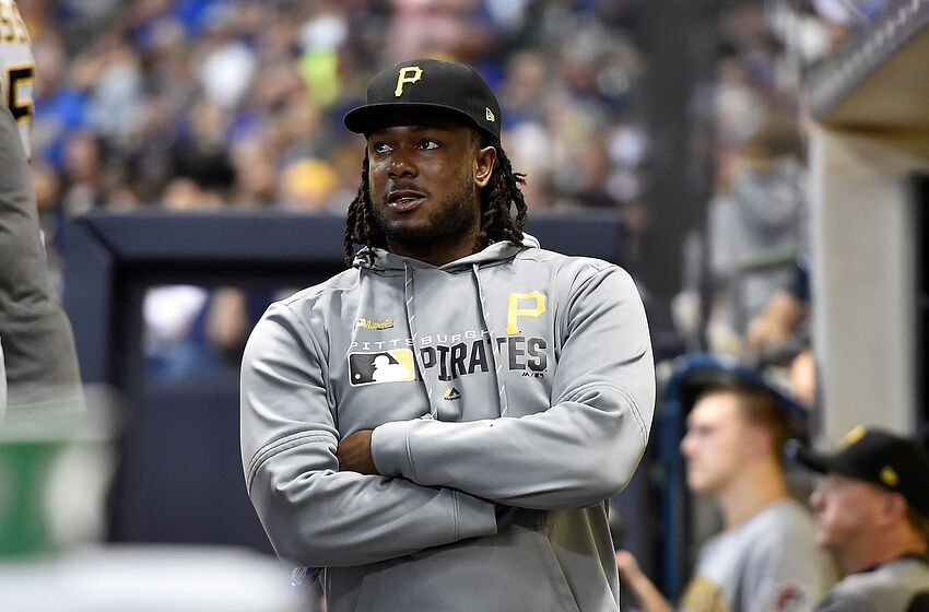 Josh Bell, Pittsburgh Pirates (Photo by Quinn Harris/Getty Images)