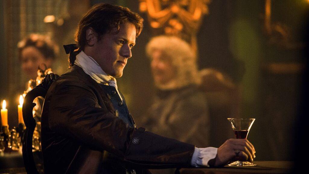 Sam Heughan on Whiskey Neat: Talking Outlander, Sassenach Whisky