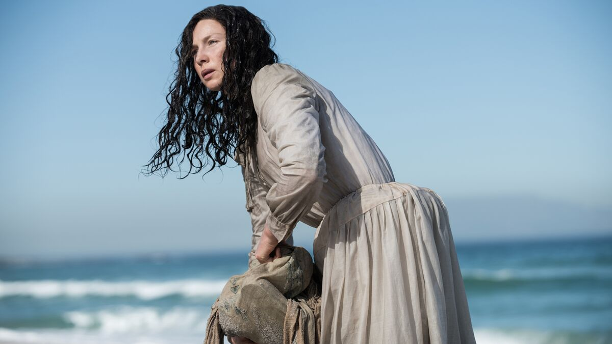 Outlander: What Caitriona Balfe has learned from Claire Fraser