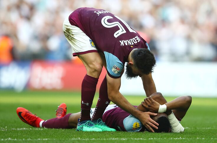 Aston Villa vs  Fulham: Player ratings from the EFL