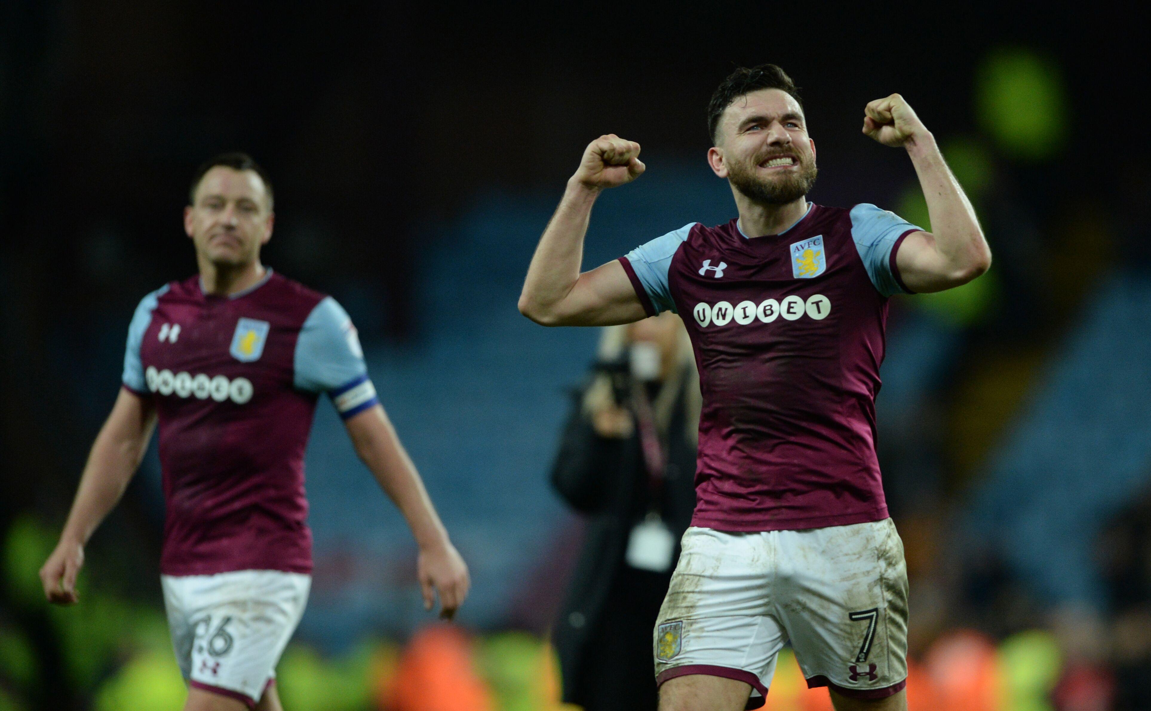Aston Villa Player Grades Snodgrass Grealish Star In