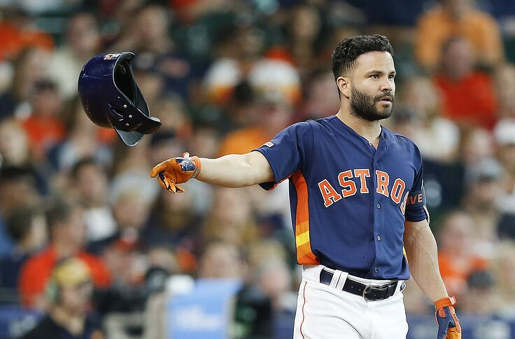 Altuve Astros >> Astros Altuve Mchugh Look To Rebound From Disappointing