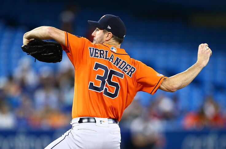 The Astros win again on another Justin Verlander gem