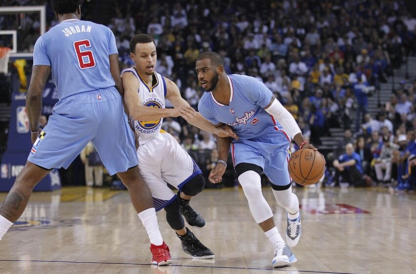 d1f6449053d Chris Paul  fine  after x-ray on left knee