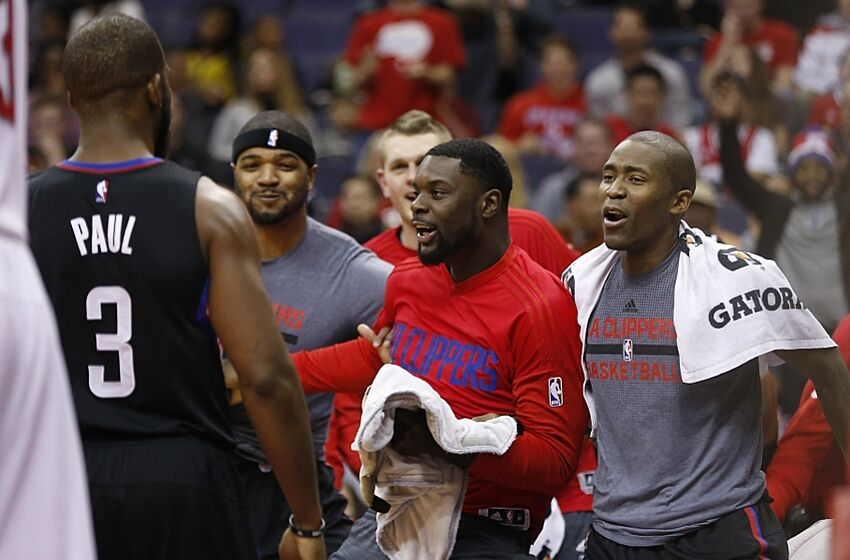 Clippers X s and O s  How L.A. dismantled the Wizards d8679c769