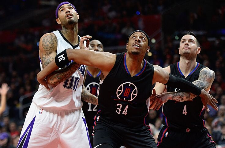 Clippers can't keep using Paul Pierce at power forward