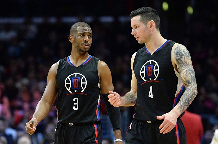 Chris Paul Hawks Clippers' J...