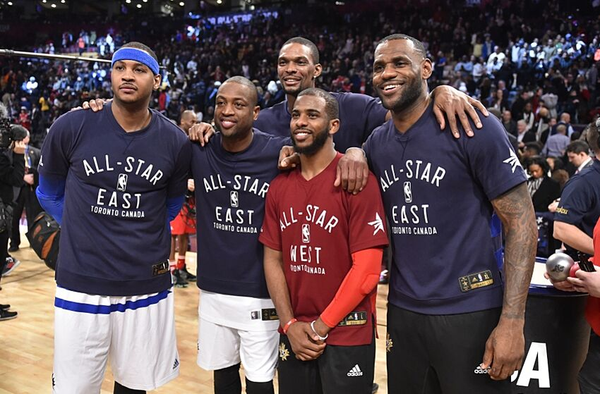89077f8d130d Clippers Offseason Theories  Forming LeBron James  super team