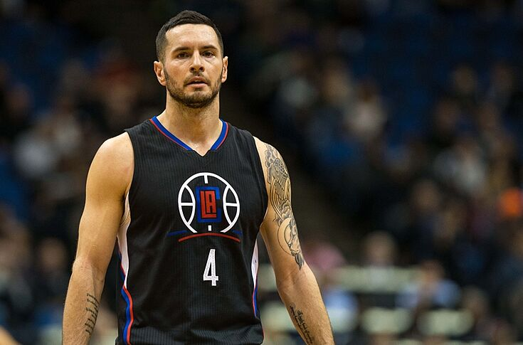 detailed look 33845 77f2c LA Clippers: J.J. Redick bitter about not making Team USA