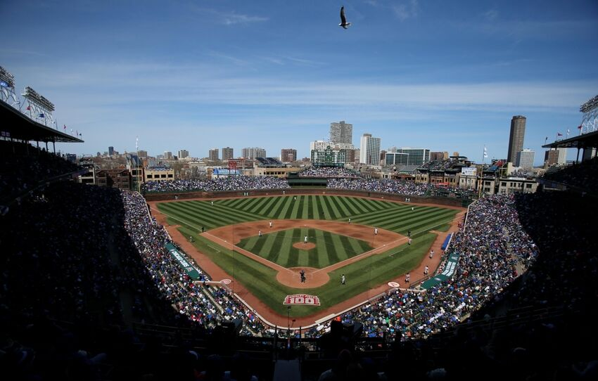Cubs Bullpen Ranked Seventh Acdc To Play At Wrigley Field