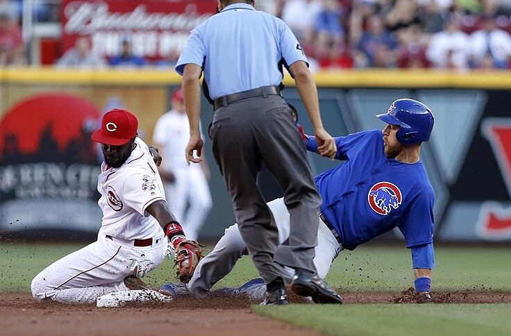 Baez grand slam lifts Chicago Cubs to 7-2 win vs Reds
