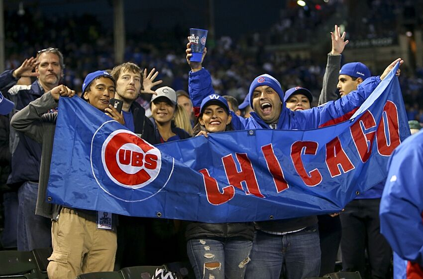 Chicago Cubs draw three million fans at home