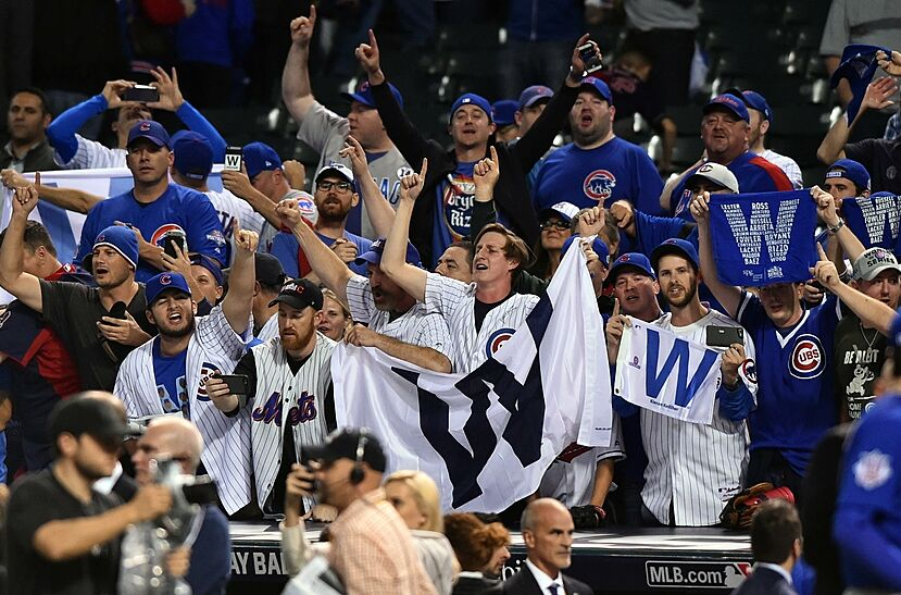 bb2429055 Chicago Cubs  From lovable losers to World Series Champions