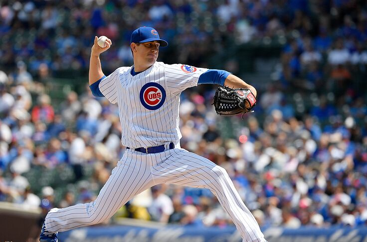 Chicago Cubs What A Potential Wild Card Match Could Look Like