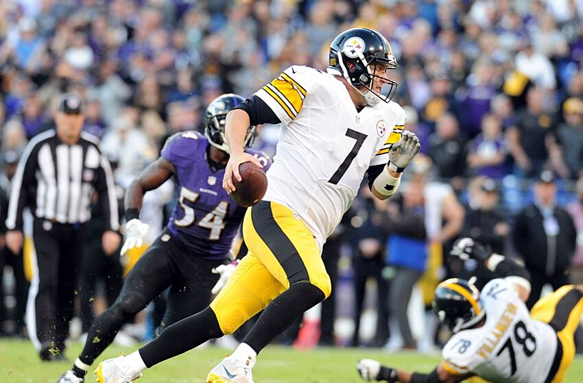 nov 6 2016 baltimore md usa pittsburgh steelers quarterback ben roethlisberger - Nfl Christmas Games