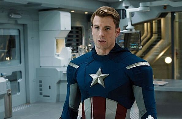 Real Life Captain America Chris Evans Punches Out Twitter Nazis