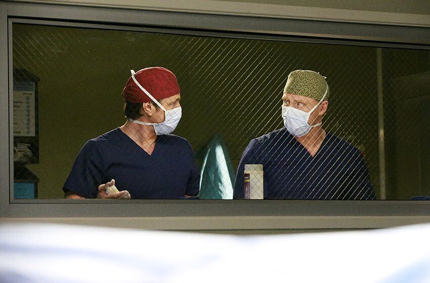 Greys Anatomy Season 13 Episode 11 Watch None Of Your Business