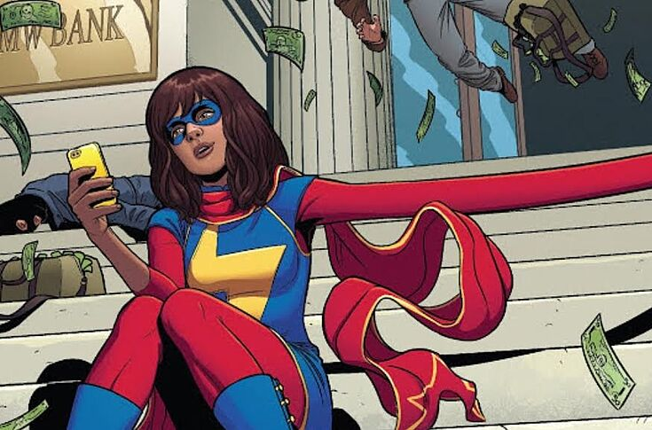 Disney puts out a casting call for Ms  Marvel, suggests