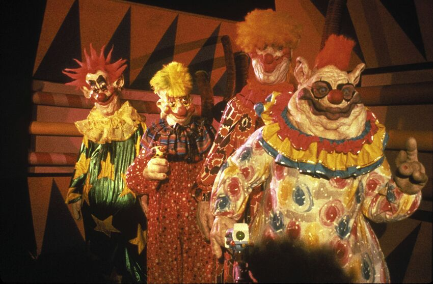creepy clowns are taking over halloween horror nights photo provided by universal orlando resort