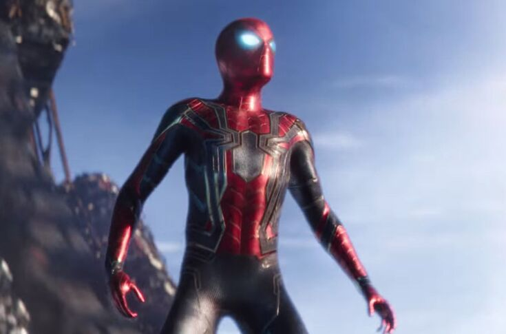 This Spider-Man: Homecoming anime intro uses the perfect