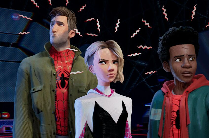 Image result for Into the Spider-verse kingpin
