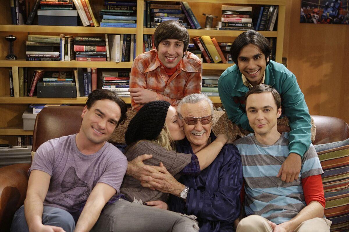 The Big Bang Theory Stars Kaley Cuoco And Johnny Galecki Pay