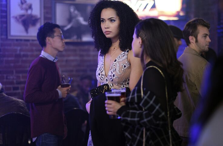 Charmed: Is there a demon or evil spirit inside of Macy?