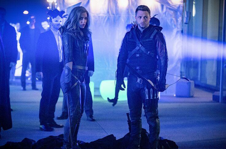 Arrow season 7 episode 16 live stream: Watch online