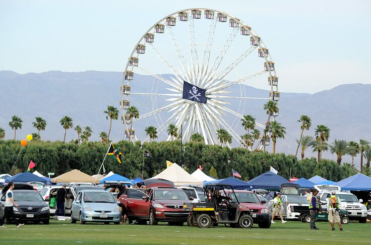 How to make car camping at Coachella more like glamping