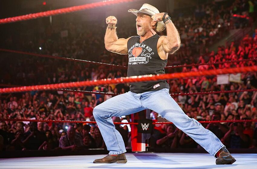 shawn michaels should stay retired stop pushing him to come back