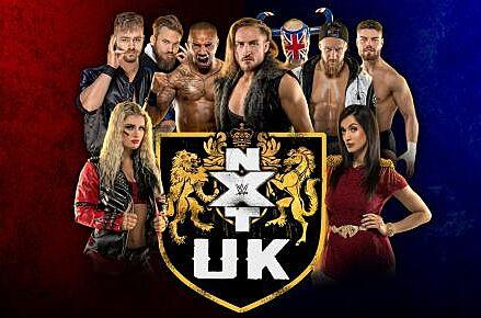Resultado de imagem para NXT UK