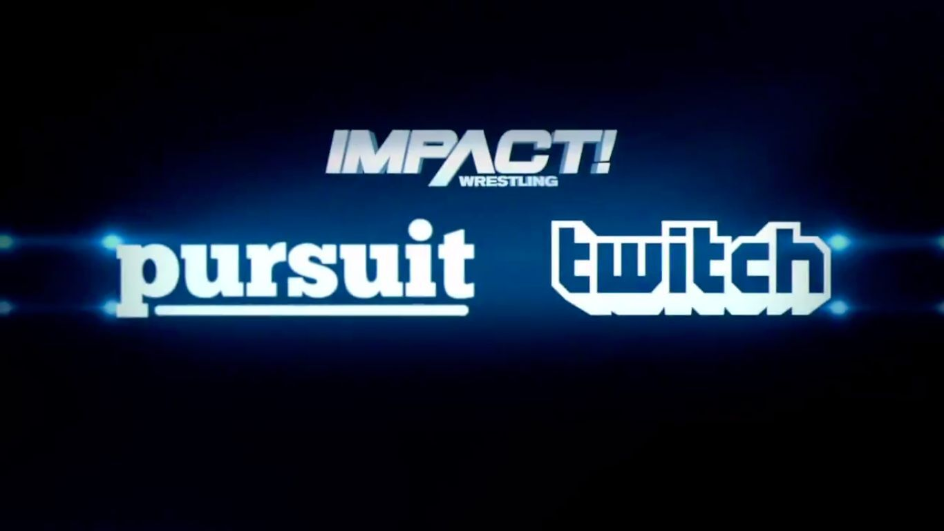 Image result for Impact Wrestling Pursuit and Twitch
