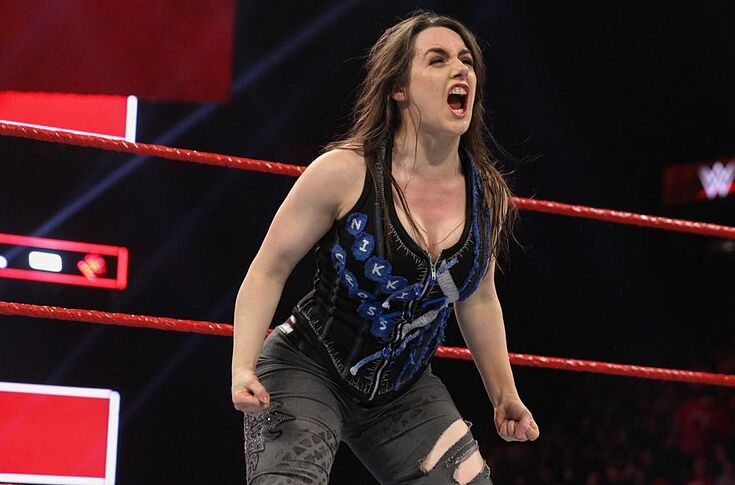 Image result for nikki cross