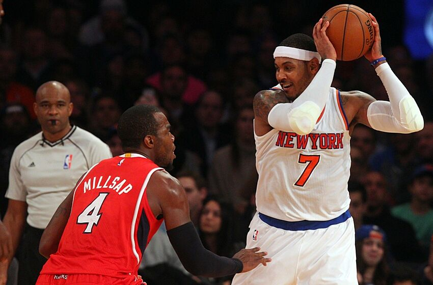 fde6848ed New York Knicks  President Phil Jackson understands why star Carmelo Anthony  would become frustrated Mandatory
