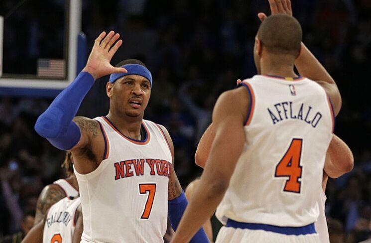 Carmelo anthony passes gary payton on all time scoring list jan 20 2016 new york ny usa new york knicks forward voltagebd Choice Image