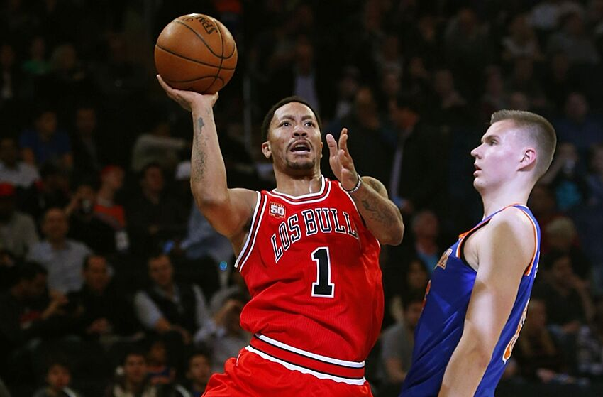 93b870708399 Knicks Rumors  Derrick Rose Trade Discussed Internally