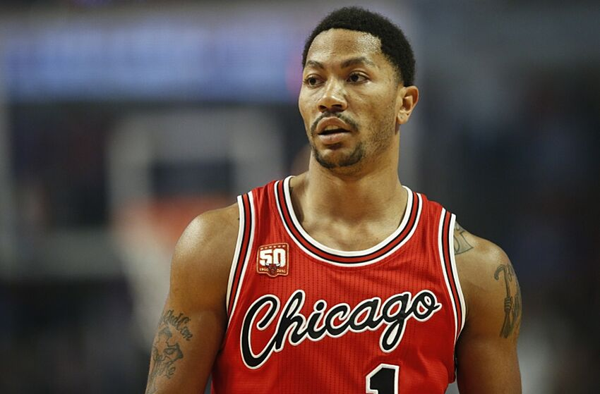 2ae638b33e40 Knicks  Amar e Stoudemire Offers Advice To Derrick Rose