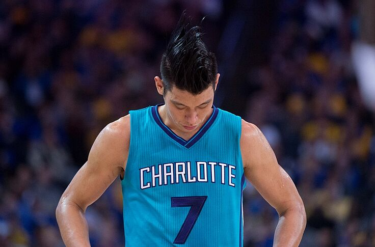 brand new e95a2 a6e6d Knicks: Jeremy Lin Wanted To Finish Career With New York