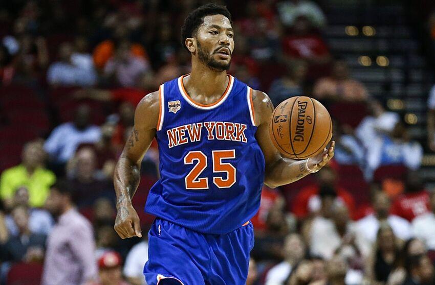 3de340a286b0 New York Knicks  Derrick Rose Chasing Championship Dreams