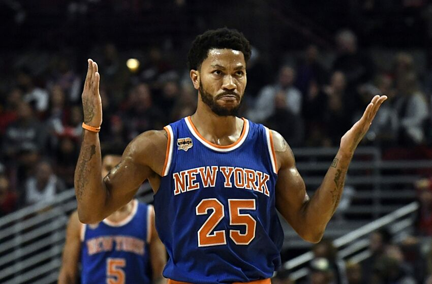 6c68f852237 New York Knicks  Did NYK Mishandle The Derrick Rose Situation