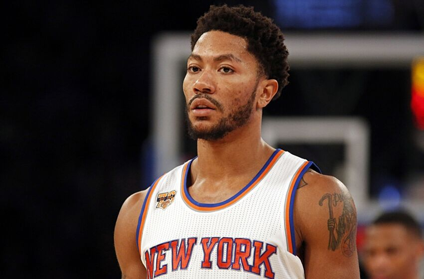 0fca534b2d7 Knicks Preview: New York Could Be Without Derrick Rose Against Cavs