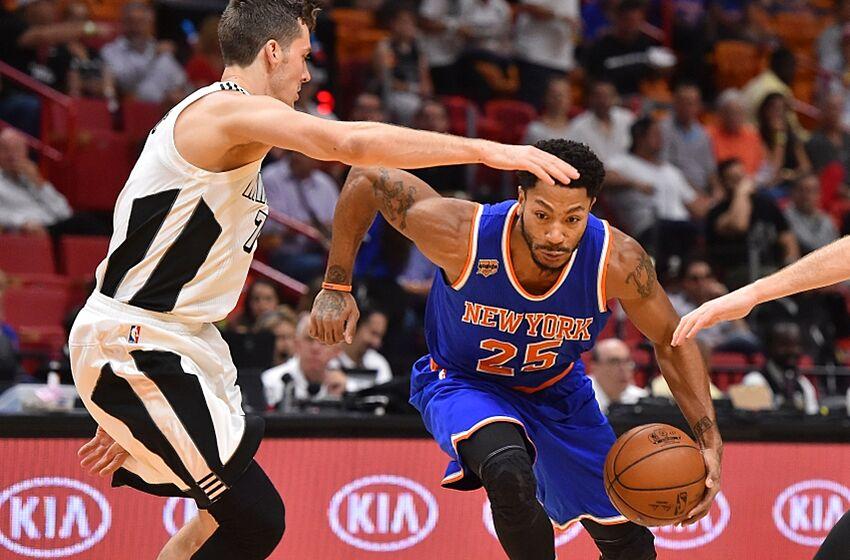 e43f10fd643c New York Knicks  An Update On Derrick Rose s Injury